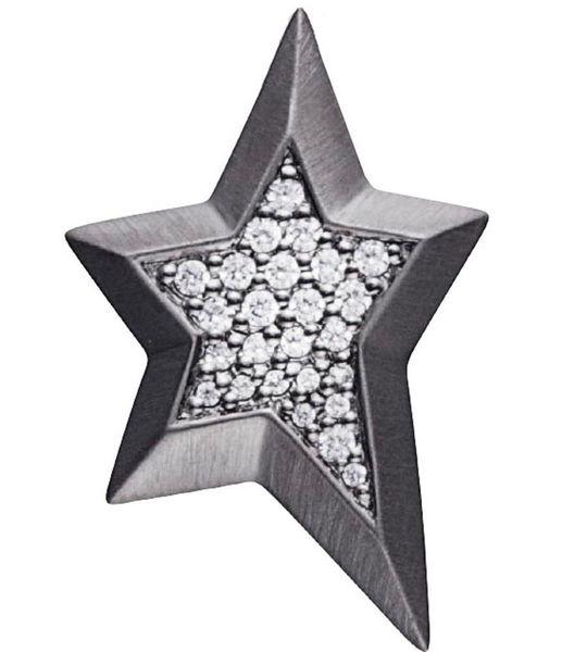 Story Charme Stern  Zirkonia Silber Schwarz 6208983 günstig kaufen