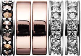 Story Charme Spacer 5 Stück Silber rosa vergoldet 2208555 günstig kaufen 001