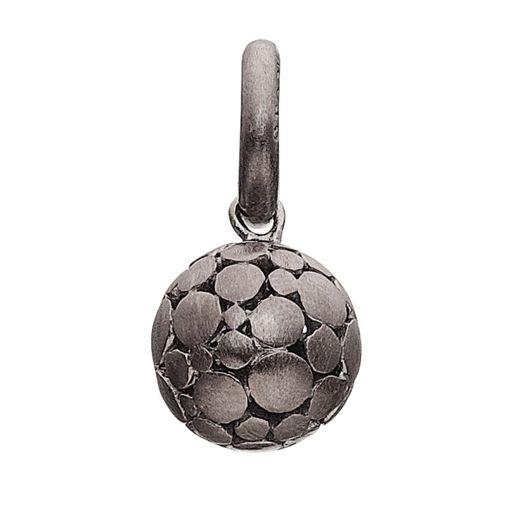 Story Charme Anhänger Ball Silber rhodiniert Schwarz 6008438 günstig kaufen