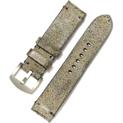 U-Boat Vintage Strap brown calf leather tongue buckle 6967 X07 23/22