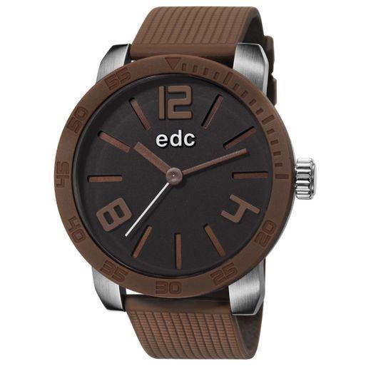 EDC by Esprit Uhr bold maverick tobacco brown EE101191003 günstig kaufen