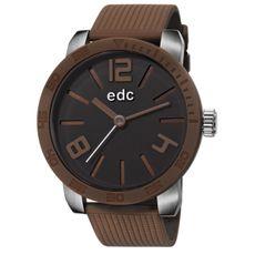 EDC by Esprit Uhr bold maverick tobacco brown EE101191003 günstig kaufen 001