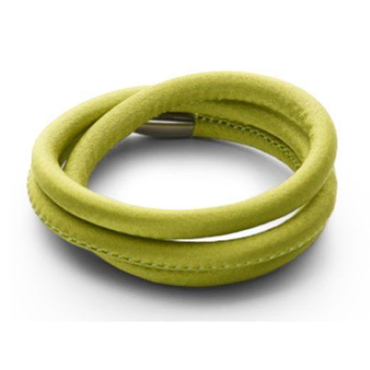 Story Schmuck 1004486-57 Seide Armband Lime 57 cm