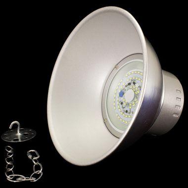 LED Strahler 30W 5000k tageslichtweißes Licht Hallenlampe SMD industrielle Beleuchtung Lampe für Wohnzimmer Pendelstrahler Hallenbeleuchtung  – Bild 3