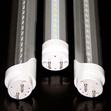 T8 LED Röhre 24W 150cm tageslichtweiß 5000K Klarglas wie 58W G13 Leuchtstoffröhre Ersatz – Bild 2