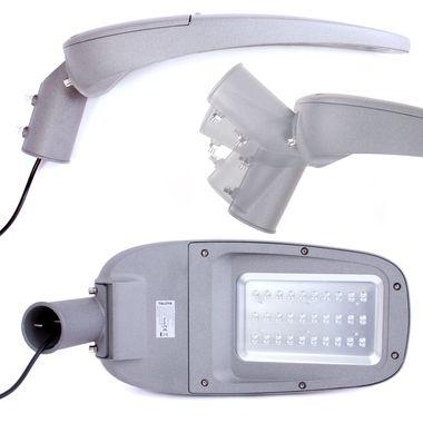 Taloya® LED Straßenlampenkopf  60W 4000K IP66  mit 5 Jahren Garantie – Bild 1