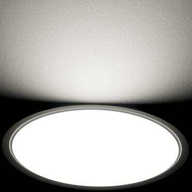 Taloya® LED Moon 18 W Deckenlampe Wandlampe rund | 1440 Lumen | 120° Abstrahlwinkel | weiß – Bild 7