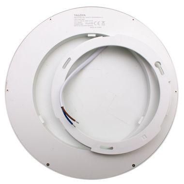 Taloya® LED Moon 18 W Deckenlampe Wandlampe rund | 1440 Lumen | 120° Abstrahlwinkel | weiß – Bild 2