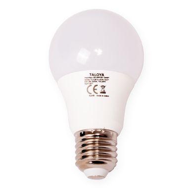 Taloya® 9W LED E27 900lm Ballform milchig wie 60W Leuchtmittel – Bild 1