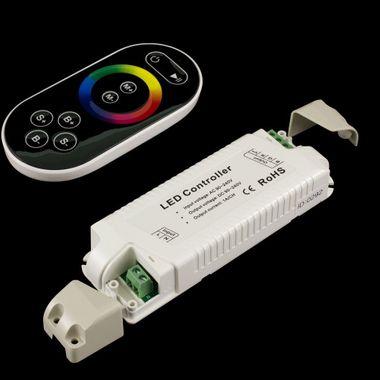 230V TOUCH RGB Controller für LED Streifen Band Leiste Stripe Lichtband Dimmer – Bild 2