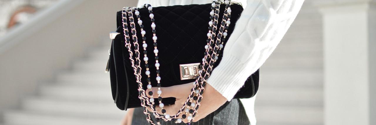 Eine Frau hat NIE zu viele Handtaschen!
