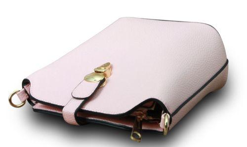 Designer Damen Schultertasche Clutch Hobo Cube Umhängetasche Leder Optik Bag  – Bild 4
