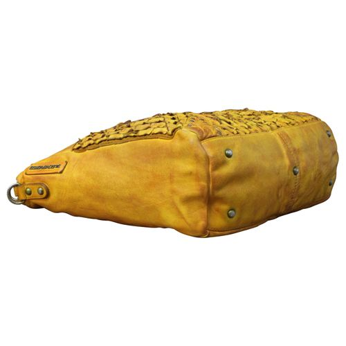 Vintage Shopper Schulter Tasche Leder  NEW – Bild 12