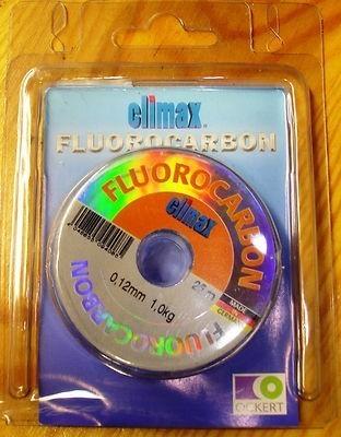 Climax Fluorocarbon Vorfachschnur