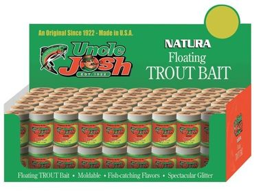 Uncle Josh Trout Bait Natural Forellenteig – Bild 2