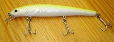 Hart Any Minnow Wobbler 150mm – Bild 4