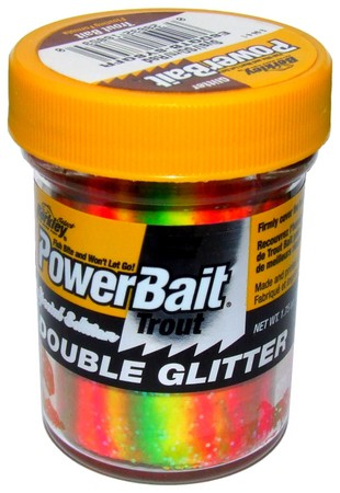 Berkley Forellenteig Powerbait Select Glitter Trout Bait Glas – Bild 20