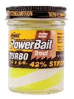 Berkley Forellenteig Powerbait Select Glitter Trout Bait Glas – Bild 21