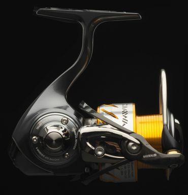 Daiwa Certate 2506 H Spinnrolle 170m/0.16mm – Bild 3