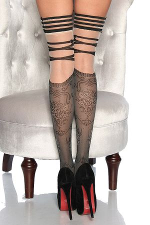 BEILEISI Stockings schwarz – Bild 3