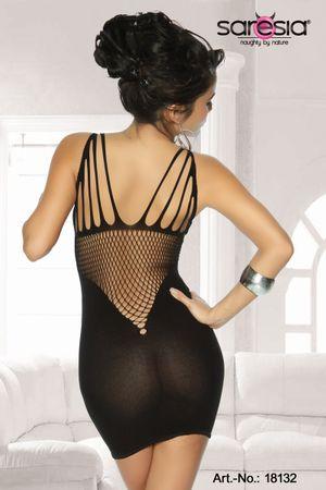 SARESIA Negligé-Kleid schwarz – Bild 2