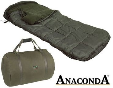 Anaconda Schlafsack Night Warrior 3 NW III