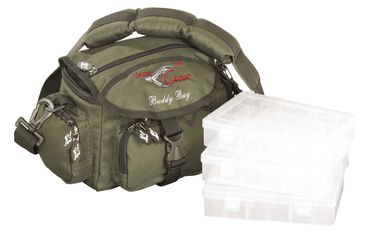 Iron Claw Buddy Bag 3 Tackle Boxen