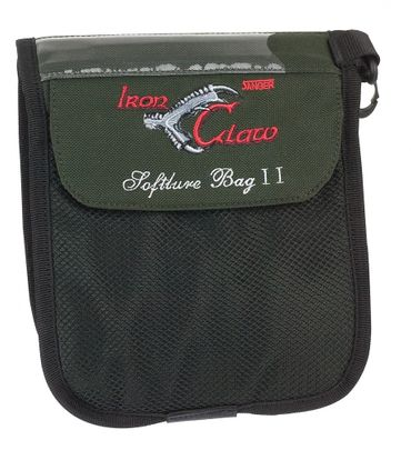 Iron Claw Softlure Bag II Kunstködertasche – Bild 1