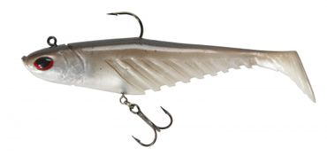 Berkley Giant Flat Ripple Prerigged Swimbait 23cm Gummifisch – Bild 4