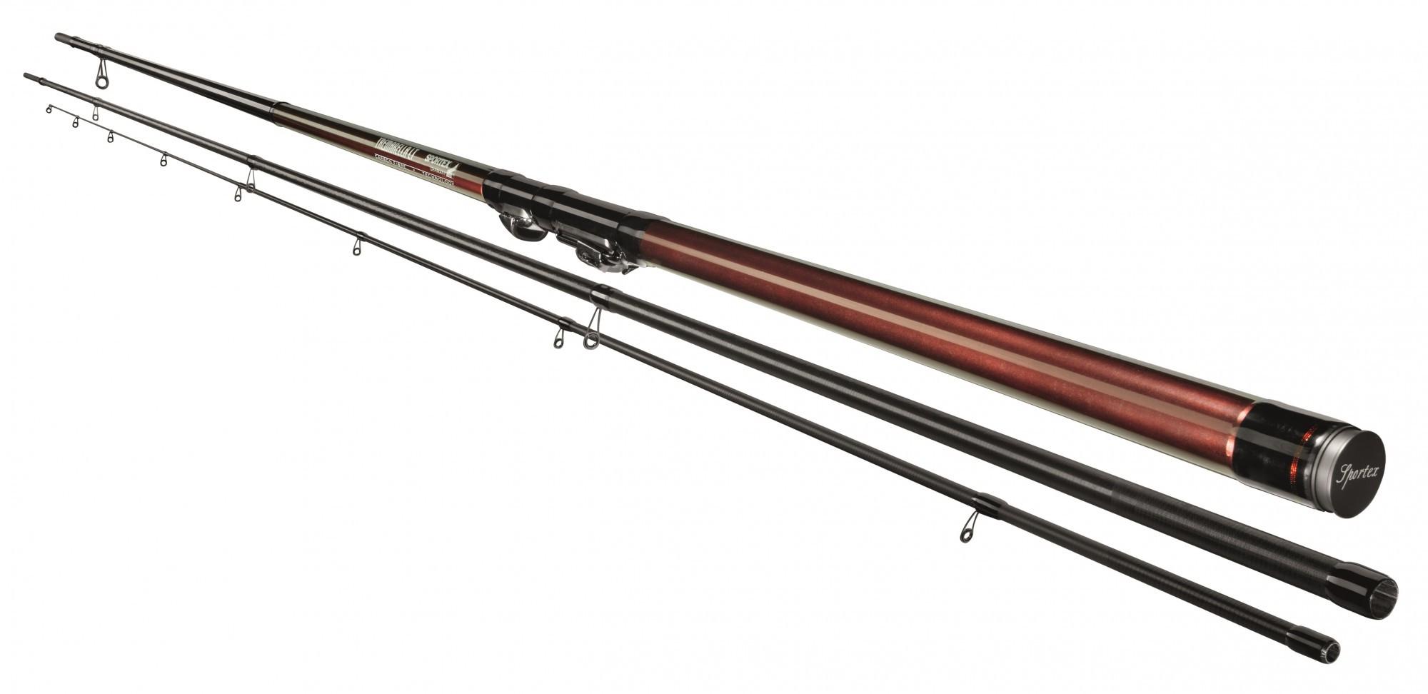 Matchrute Sportex Exclusive Match Medium MR3911 3,90m 8-20g Forellenrute Trout