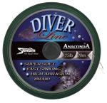 Anaconda Diver Line 20m Karpfenvorfach 35lbs
