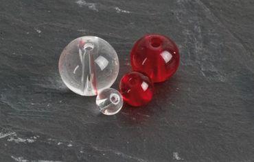 Iron Claw Glasperlen 15 Stk 8mm – Bild 1