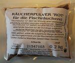 SMOKI - Gewürzräucherpulver rot Fisch für Räucherofen, 200gr. - Art.Nr.064