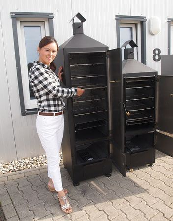 SMOKI - Räuchertechnik 150x50x50cm Profi-räucher-ofen – Bild 1