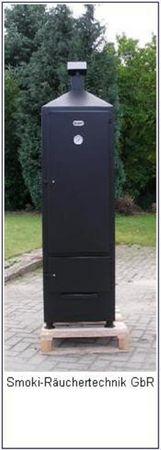 SMOKI - Räuchertechnik 150x50x50cm Profi-räucher-ofen – Bild 2