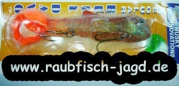 Musky Innovations Bull Dawg regular diverse Farben – Bild 1