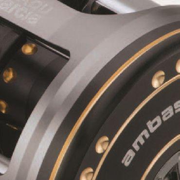 Abu Garcia  Mörrum ZX 3600L Round-Profile Baitcaster Baitcastrolle – Bild 4
