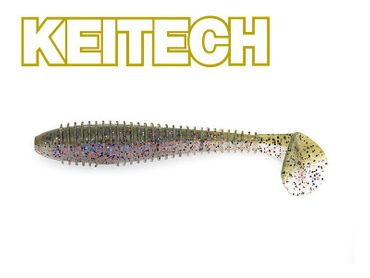 "Keitech Fat Swing Impact 4,8"" 12cm 13g Gummifisch Made in Japan – Bild 9"