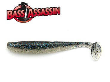 "Bass Assassin Elite Shiner 4"" 10cm 5g Gummifische Made in USA – Bild 3"