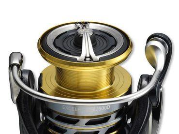Daiwa EXCELER LT 2500D-C 150m/0,28mm Spinnrolle – Bild 2