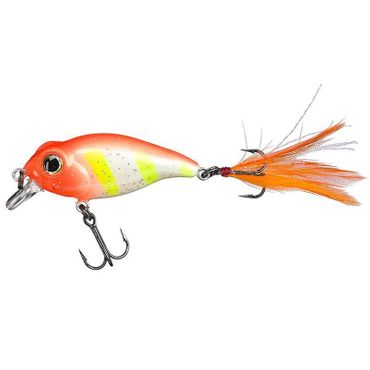 Fladen 5cm 6g Crankbait Maxximus Predator Cranking Roach Wobbler – Bild 10