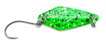 Iron Trout Trout Spotted Spoon 3g Forellenblinker – Bild 1