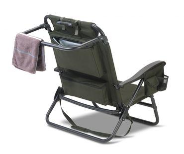 ANACONDA Beach Hawk Angelstuhl Karpfenstuhl 130kg belastbar Stuhl – Bild 2