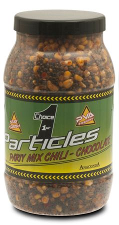 Anaconda Particles Spod Mix Chili Chocolate 2250ml