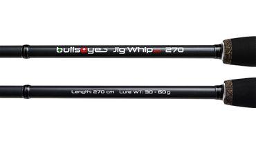 Bullseye Jig Whip 2.0 Spinnrute 2,70m 30-60g  – Bild 6