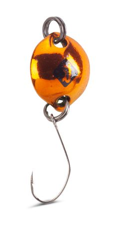 Iron Trout Button Spoon 1,8g Forellenblinker – Bild 11