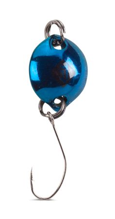 Iron Trout Button Spoon 1,8g Forellenblinker – Bild 15
