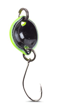 Iron Trout Button Spoon 1,8g Forellenblinker – Bild 4