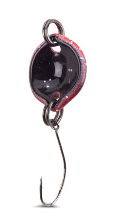 Iron Trout Button Spoon 1,8g Forellenblinker – Bild 6