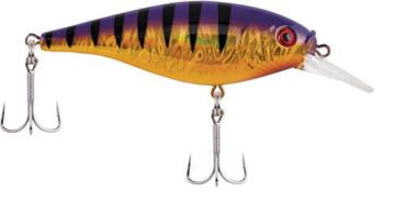Berkley Flicker Shad Shallow Slick 5cm 5g Wobbler – Bild 6